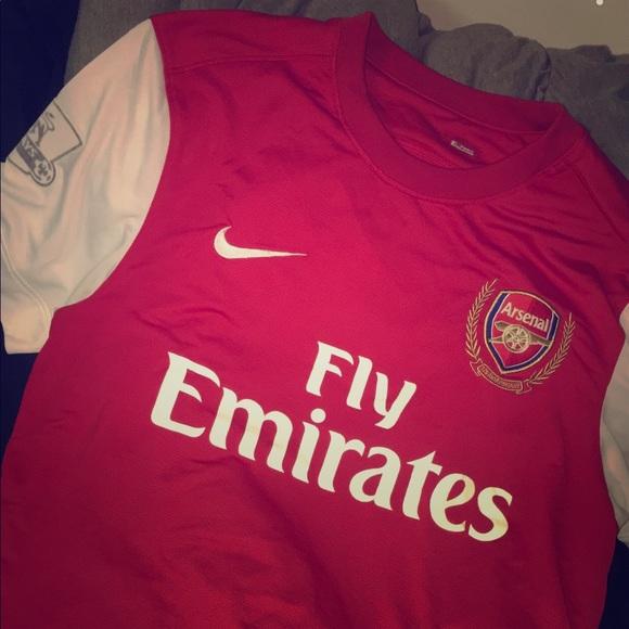 timeless design 3480e 6b52d Nike Arsenal Robin van Persie jersey size L Large